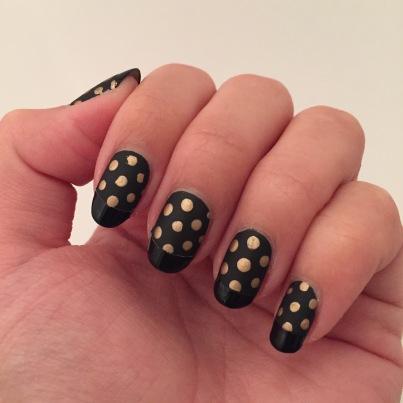 Matte Black Friday - left hand
