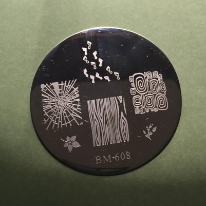 11-3-17 stamp plate BM608