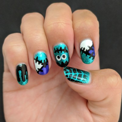 Final look - right hand