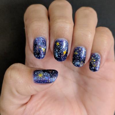 Final look - left hand