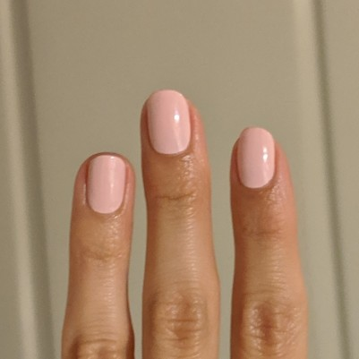 Three coats of Sally Hansen - Stellar Style