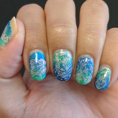 Picked at that thumb nail again!